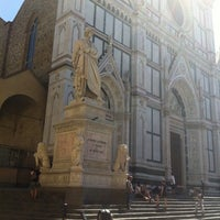 Photo taken at Basilica of Santa Croce by William C. on 8/29/2011