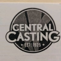Photo taken at Central Casting by HEATHERWOOD on 6/26/2012