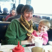 Photo taken at Patriots Diner by Angela C. on 1/22/2012