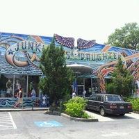 Photo taken at Junkman's Daughter by Toni B. on 6/23/2012