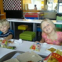 Photo taken at McDonald's by Heather H. on 8/3/2012