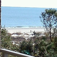 Photo taken at Marriott's Barony Beach Club by Tyler G. on 1/28/2012