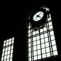 Photo taken at NY Waterway Ferry Terminal Hoboken South by Rosie R. on 9/3/2011