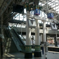 Photo taken at Platform 8 by Andrew W. on 6/18/2012