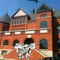 Photo taken at Morrill Hall by Prashanth S. on 8/7/2012