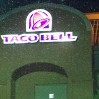 Photo taken at Taco Bell by Jamie L. on 3/5/2012