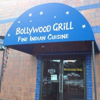 Photo taken at Bollywood Grill by Eric A. on 7/27/2012