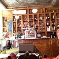 Photo taken at Arte Cafe by Joe B. on 4/12/2012