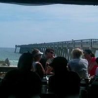 Photo taken at Navarre pier restaurant by Anna K. on 3/19/2012