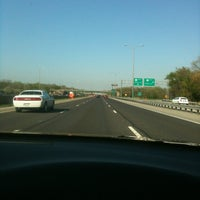 Photo taken at I-57 by Kaarin A. on 4/17/2012
