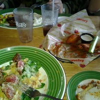Photo taken at Applebee's by Zhihao Y. on 2/19/2012
