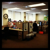 Photo taken at JESS3 - creative interactive agency by Nikki G. on 3/9/2012
