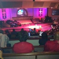 Photo taken at Oak Cliff Bible Fellowship by Brian S. on 6/5/2012
