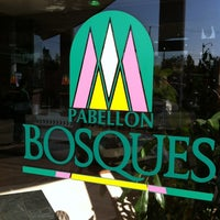 Photo taken at Pabellon Bosques by Luis C. on 5/28/2012