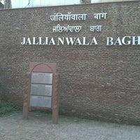 Photo taken at Jallianwala Bagh | जलियांवाला बाग by Subhadeep B. on 9/1/2012