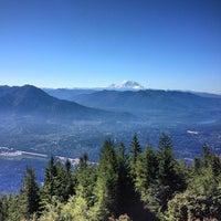 Photo taken at Mount Si Summit by David B. on 9/3/2012