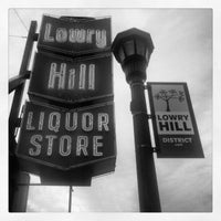 Photo taken at Lowry Hill Liquors by Rich G. on 5/3/2012