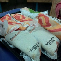 Photo taken at Taco Bell by Zack D. on 3/13/2012