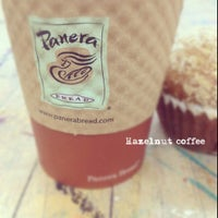 Photo taken at Panera Bread by Samantha O. on 2/14/2012