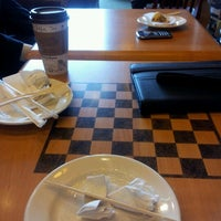Photo taken at Caribou Coffee by César T. on 7/19/2012