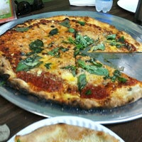 Photo taken at Di Fara Pizza by KW on 4/14/2012