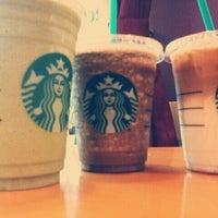 Photo taken at Starbucks by YinYin L. on 4/10/2012