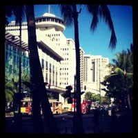 Photo taken at Gate 34 by Yusuf C. on 6/29/2012