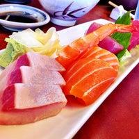 Photo taken at Geta Sushi by Grace C. on 7/20/2012