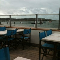 Photo taken at Beach House Cafe by Iain B. on 2/18/2012