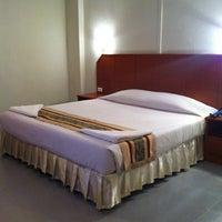 Photo taken at N.B. Hotel by Prapoj M. on 8/1/2012