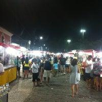 Photo taken at Passarela do Álcool by thallisson s. on 7/19/2012