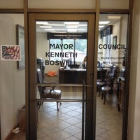 Photo taken at Enterprise City Hall by Jim G. on 5/22/2012