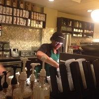 Photo taken at Starbucks by Andrew K. on 8/24/2012