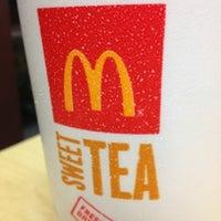 Photo taken at McDonald's by Antonio R. on 8/10/2012