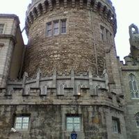 Photo taken at Dublin Castle by Sam B. on 2/11/2012