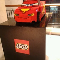 Photo taken at Lego Store by Krolita V. on 6/12/2012