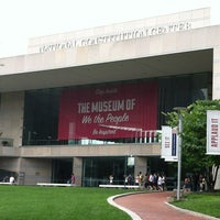 Photo taken at National Constitution Center by Jo M. on 8/11/2012