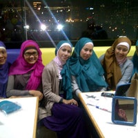 Photo taken at Food Court @ fX by nia n. on 12/22/2011
