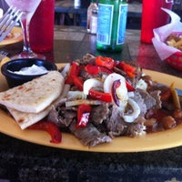 Photo taken at Greek Gourmet by Hugo R. on 5/28/2012