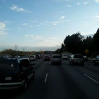 Photo taken at Interstate 5 (Golden State Freeway) by Charles S. on 12/17/2011