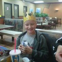 Photo taken at Burger King by Pamela S. on 11/20/2011