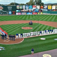 Photo taken at PeoplesBank Park by Jack E. on 9/30/2011