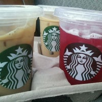 Photo taken at Starbucks by Barb W. on 9/13/2011