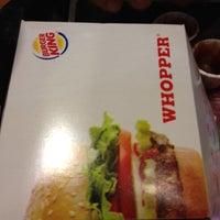 Photo taken at Burger King by Rose S. on 3/11/2012