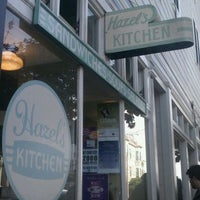 Photo taken at Hazel's Kitchen by stacy a. on 11/13/2011
