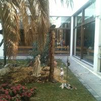 Photo taken at Colegio Jesus Maria El Salvador by Juan G. on 12/22/2011