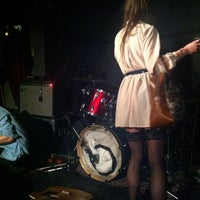 Photo taken at The Black Heart by sinister p. on 2/10/2012
