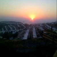 Photo taken at Sunset by Akın A. on 7/24/2012