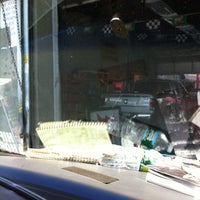 Photo taken at Car Wash and Subway by Risco on 8/31/2012