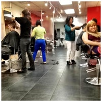 Photo taken at Hoboken Buzz Cuts by Suzanne P. on 4/15/2012